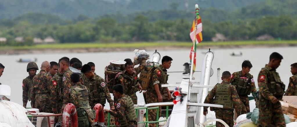 Future Unclear for Myanmar Army Deserters in Netherlands